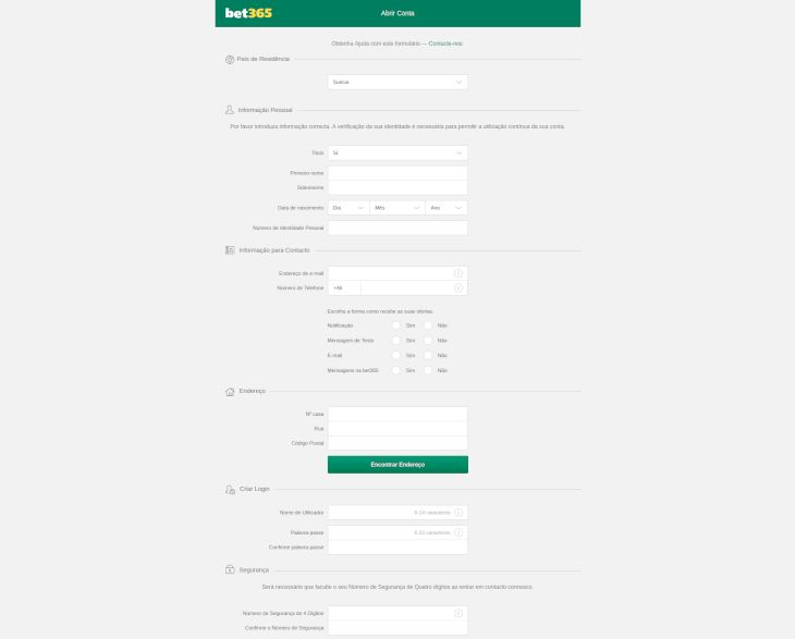 bet365 registre-se