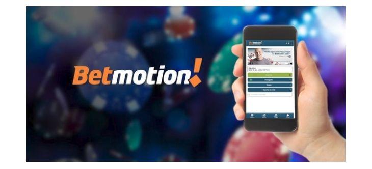 Aplicativo Móvel Betmotion