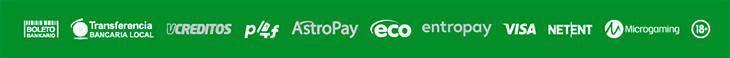 Bet9 métodos de pagamento disponíveis