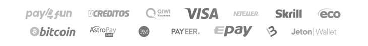 Betwinner métodos de pagamento disponíveis