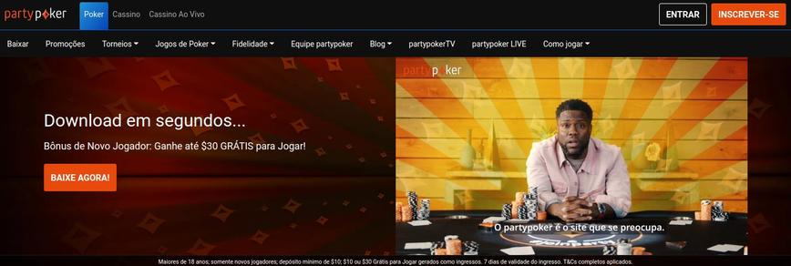 PartyPoker download